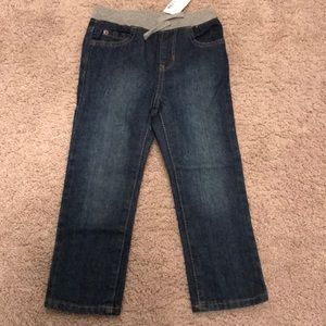 NWT Children's Place toddler boy jeans